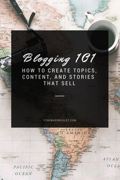 Everything you need to know to start #blogging, create topics, and write #killercontent that people want to read.