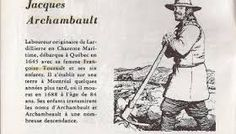 Image result for jacques archambault