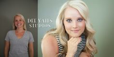 A gorgeous glamour photo shoot w @DeeYatesStudios. www.deeyates.com #glam #glamourphotographer #beauty #beforeandafter