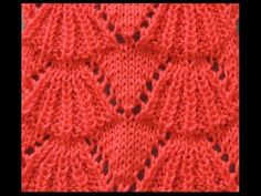Learn crochet knitting - Blusa en punto entrecruzado tejida a Crochet - Afghans Crochet Knitting Stiches, Knitting Videos, Crochet Stitches Patterns, Crochet Videos, Lace Knitting, Stitch Patterns, Knitting Patterns, Honeycomb Stitch, Knit Basket