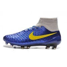 new style d0e37 e4f70 Nike Magista obra FG Blue Orange