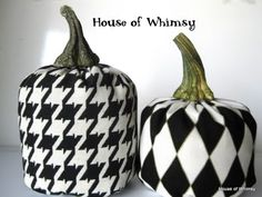 b/w whimsy. I really want to make one of these...