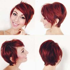 Long pixie haircut appears excellent modern and great. The pixie is great for men and women who want to be the focus of the crowds. It is ideal for folks w
