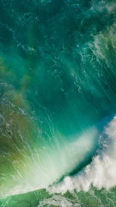 Sea green wallpaper, Ocean, sea, green, turquoise, beach, panoramic, iphone, android, wallpaper, sazum 2017.
