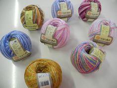 Letné vlny | Summer Melír | Tmavo ružová letná priadza Summer melír 130 | Online predaj pletacích, strojových a textilných priadzí