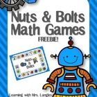These math games are designed to be used with one game board. Students practice the following math skills with different game cards.  Each game ha...