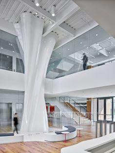 32 B Labs Ideas Corporate Interiors Architecture Office Design