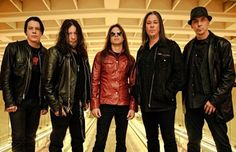 Eddie Jackson, Todd LaTorre, Parker Lundgren, Scott Rockenfield, and Michael Wilton of Queensrÿche have teamed up with PledgeMusic.com to bring fans a unique opportunity.  *****  #Queensryche