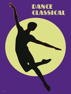 Classical Dancer