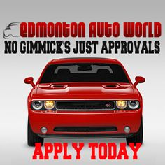 Yes your approved apply and drive call us today