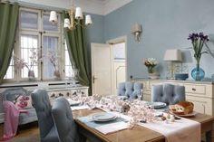 Masa de Paste • Revista Casa Lux Curtains, Home Decor, Home, Journals, Blinds, Decoration Home, Room Decor, Draping, Home Interior Design