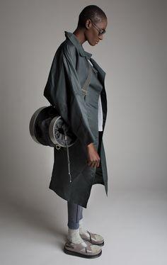 Designer Vintage - Issey Miyake Trench Coat
