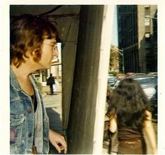 Meet John Lennon for real! These 80 candid snapshots of John Lennon on the streets were taken by his fans from the late 1960s to the year 19...