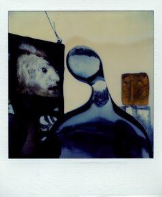André Kertész Polaroid SX-70