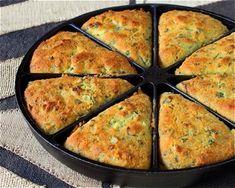 Green Chili Cilantro Cornbread