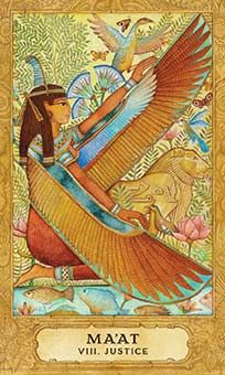 January 17 Tarot Card: Justice (Chrysalis deck) Do not jump to conclusions now. Look at both sides, search for the truth, and try to understand before making any final decisions