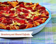 Strawberry and Almond Clafoutis | Manila Spoon