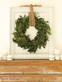 French Larkspur: 2012 Christmas House Tour