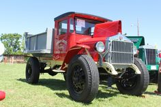 Central CA ATHS Truck Show in Plymouth CA 04/30/16