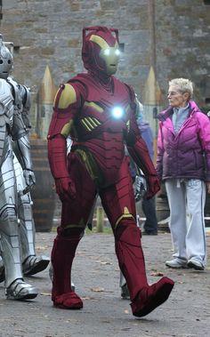 Iron Cyberman