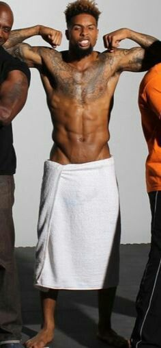 who gave you the right odell beckham jr aka daddy 😳 52ffe7f17