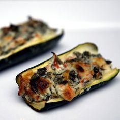 Healthy Zucchini Boats Recipe | POPSUGAR Fitness
