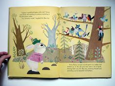 My Vintage Avenue !!! 50's and 60's illustrations !!!: Funny Bunny By Alice & Martin Provensen (1950)