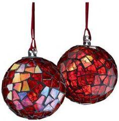 Christmas ball ornaments
