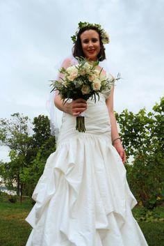 Tegan the bride