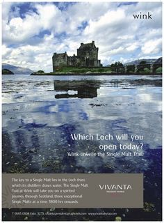 The flavors of Scotland come in threes. Embark on a Malt Trail this March at Wink, Vivanta by Taj - President.  Know more: http://on.fb.me/1FMu0Vc  #VivantabyTaj #Malt #Trail #Mumbai #President