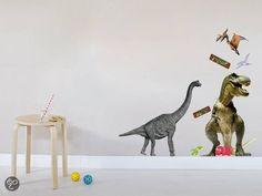Dinosaurus muursticker