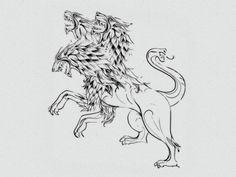 Cerberus Sketch