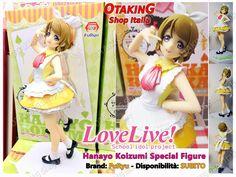 Love Live! Hanayo Koizumi - Special Figure -, originale FuRyu! Per info e per acquistarla clicca qui--> https://www.facebook.com/otakingshopitalia/photos/a.646109965519156.1073741834.643117879151698/837817259681758/?type=3&theater