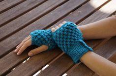 no mas manos congeladas!! hazte unos guantes :)