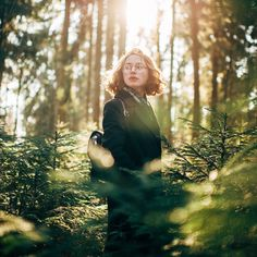 Outstanding female portrait photography by Marat Safin - Noemi Arjona - # . - Outstanding female portrait photography by Marat Safin – Noemi Arjona – - Dark Portrait, Foto Portrait, Self Portrait Photography, Forest Photography, Artistic Photography, Photography Women, Female Portrait, Beauty Photography, Creative Photography