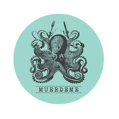 Logo / Muerdeme -Restaurant
