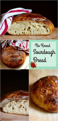 You are going to love this no knead sourdough bread. Tangy and chewy goodness right from your kitchen! From…
