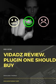 Vidadz Plugin, One Should Check  Vidadz is a Unique, Amazing, Yet Simple WordPress Plugin Insert Banner Ads INSIDE YOUTUBE VIDEOS and makes Visitors Who Watch Videos On Your Site To Click on YOUR ADS Bringing You continuous sales and affiliate/CPA Commissions Lead Page, Display Ads, Free Ads, Online Income, Together We Can, Wordpress Plugins, Make More Money, Singles Day, How To Start A Blog