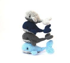 Tiny WHALE soft figurine NAUTICAL room decor soft toy for boys miniature whale OCEAN nursery decor summer vacation toy baby fish doll Nautical Room Decor, Nursery Decor, Nautical Nursery, Ocean Nursery, Ocean Room, Crochet Whale, Baby Fish, Needle Felted, Handmade Home Decor