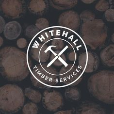 """Marketing Agency on Instagram: """"During these times of difficulty and uncertainty, it was a real joy to design the logo for new business, Whitehall Timber Services…"""" Hollywood, Joy, Times, Marketing, Personalized Items, Business, Instagram, Design, Glee"""