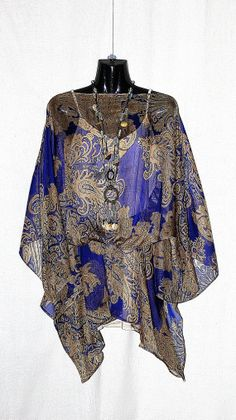Custom Order.. You can Order one too Pure Silk by MollyKaftans, $149.00