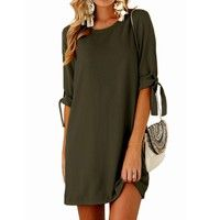Package Content: 1 x Dresses Work this seriously standout mini dress this season. It is adorned