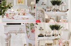 Decoração estilo Provence   Adesivos de Parede - Gaudesivos - Blog