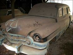 1951 Caddy (of course) hearse.  Why can't I ever find things like this??