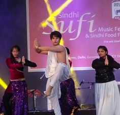 Delhi Govt, Department of Art, Culture & languages in association with the Sindhi Academy presents two-day festival of Sindhi Sufi Music & Food   Indira Naik, Dushyant Ahuja and Sadhna Bhatia recite Sufiana kalams on opening day
