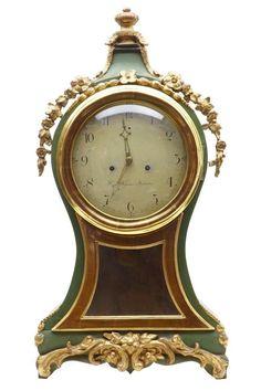 My favoritesl French Swedish Clocks…