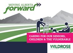 Caring for Seniors, Children & The Vulnerable - Wildrose Party - Putting Albertans First #ableg #abpoli #wrp #Alberta