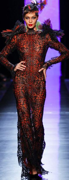 Jean Paul Gaultier Spring Couture | 2014