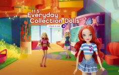 Meet the Winx Club Toys