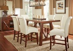 Affordable Dining Room Sets for Sale.  Dining sets with tables and chairs. Many styles, colors, finishes, & options: round, glass, contemporary, modern & more.. Shop online today.